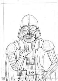 darth vader coloring pages 500502
