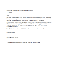 resignation letter 20 free word pdf documents download free