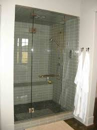 small steam shower a corner master bathroom steam shower ideas bath combofresh