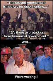 Second Amendment Meme - national regret association gun control debate know your meme