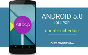 android lollipop features android 5 0 lollipop update schedule for samsung htc sony