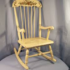 child u0027s rocking chair revamp making lemonade