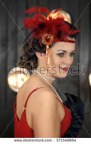 party hair style for aged women middle aged beautiful women vintage hair stock photo 571561591