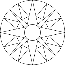 Quilt Block Coloring Pages Coloring Pages Quilt Blocks 09 Quilt Block Coloring Pages