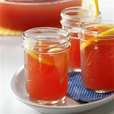pretty pink punch recipe taste of home