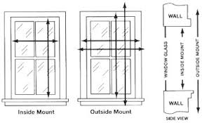 window measurements measuring tips blind and shade factory