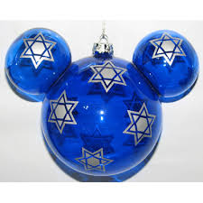 Hanukkah Decorations For Christmas Tree by Your Wdw Store Disney Christmas Holiday Ornament Mickey Mouse