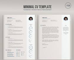 resume free word format 12 free and impressive cv resume templates in ms word format