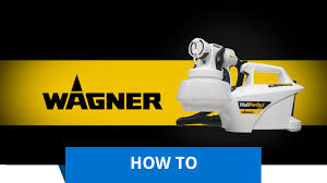 wagner paint sprayer how to spray paint louver doors youtube