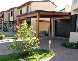 preventivo tettoia in legno tettoia in legno addossata su misura amalegno