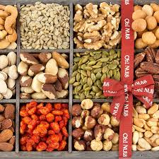 amazon com gift baskets mixed nuts gift baskets and seeds