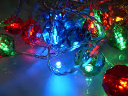 online shop store crystal multi color led string lights led