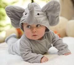 Halloween Costume 12 18 Months Nwt Pottery Barn Kids Baby Infant Elephant Halloween Costume