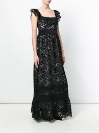 lace maxi dress set lace maxi dress farfetch