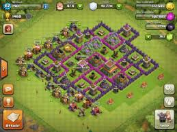 big clash of clans base opinion i ve played clash of clans more than any other game but