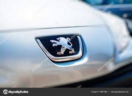 new peugeot cars 2017 peugeot car logotype u2013 stock editorial photo ifeelstock 149571864