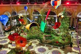 Botanical Gardens In Las Vegas Casino Reviews Archive Bellagio Conservatory Botanical