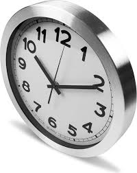 amazon com large decorative wall clock universal non ticking