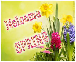 image gallery of welcome spring quotes