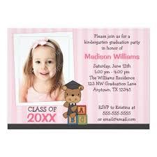 kindergarten graduation announcements 130 best kindergarten graduation invitations images on
