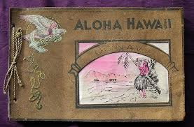 hawaii photo album 1940 s us navy photograph album aloha hawaii antique goodies