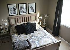 Ikea Hemnes Bed Frame A Trunk Or Chest At The Foot Of The Bed Like Byholma Is Great