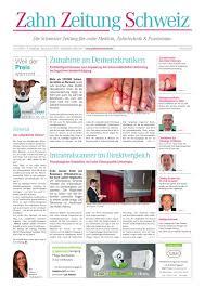 K Hen Schweiz Zahn Zeitung Schweiz Ausgabe 4 Jahrgang 2013 By Pixelversteher