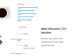 Photo On Resume Ja Advanced Personal Resume Cv Vcard Template By Suelo