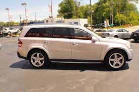 2009 mercedes benz gl550 4matic silver suv used car sale