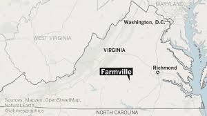 Map Of North Carolina And Virginia by Where Is Farmville This Virginia Debate Town With A Dark Past Is