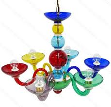 Spare Parts For Chandeliers Murano Colorful Modern Chandeliers Spare Parts For Murano Glass