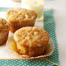 ginger pear muffins recipe taste of home