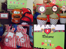 simple birthday decoration ideas at home interior design simple cars themed birthday party decorating