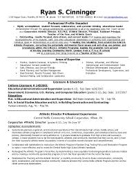 Sample Resume For Environmental Services by Cinninger Ad Administrative Resume June 2015 With Reference Contact U2026