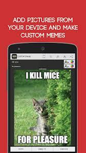 Meme Generator Custom - best 10 apps for creating memes appgrooves