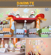birthday boy ideas kara s party ideas dinosaur 2nd birthday boy lizard party planning ideas