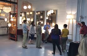 hton bay lighting company group one partners tours taunton facility royal contract lighting