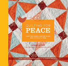 quilting for peace with katherine bell pink of perfection