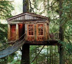 4 cozy treehouse getaways sunset