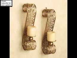 Candle Sconces Contemporary Candle Wall Sconce Contemporary Candle Sconce Set Collection