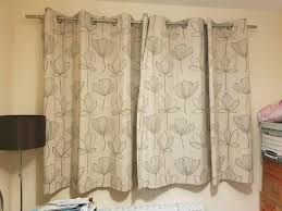 Curtains 60 X 90 Lewis Lined Curtains 60 X 90 Patio Door Version In
