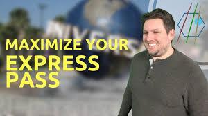 universal studios express pass youtube