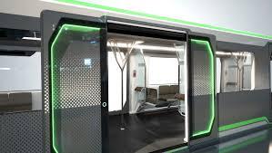 Futuristic Doors Metro Door U0026
