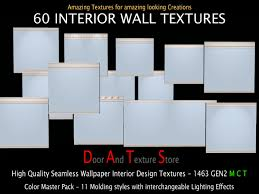 second life marketplace 60 interior design wall textures color