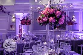 Vases With Flowers And Floating Candles Wedding Wednesday Perfectly Pink Beautiful Blooms