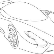 car color supercars prototype cars coloring pages