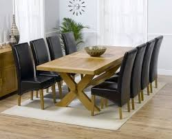 Square Dining Table 8 Chairs 8 Chair Square Glass Dining Table Dining Table Set