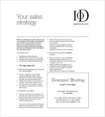 free business plan template pdf sales plan pdf it marketing strategy template pdf and sales