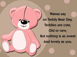 happy teddy day 2017 wishes best quotes sms status and