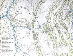 Ft Campbell Map General Braddock U0027s Defeat On The Monongahela Part 8